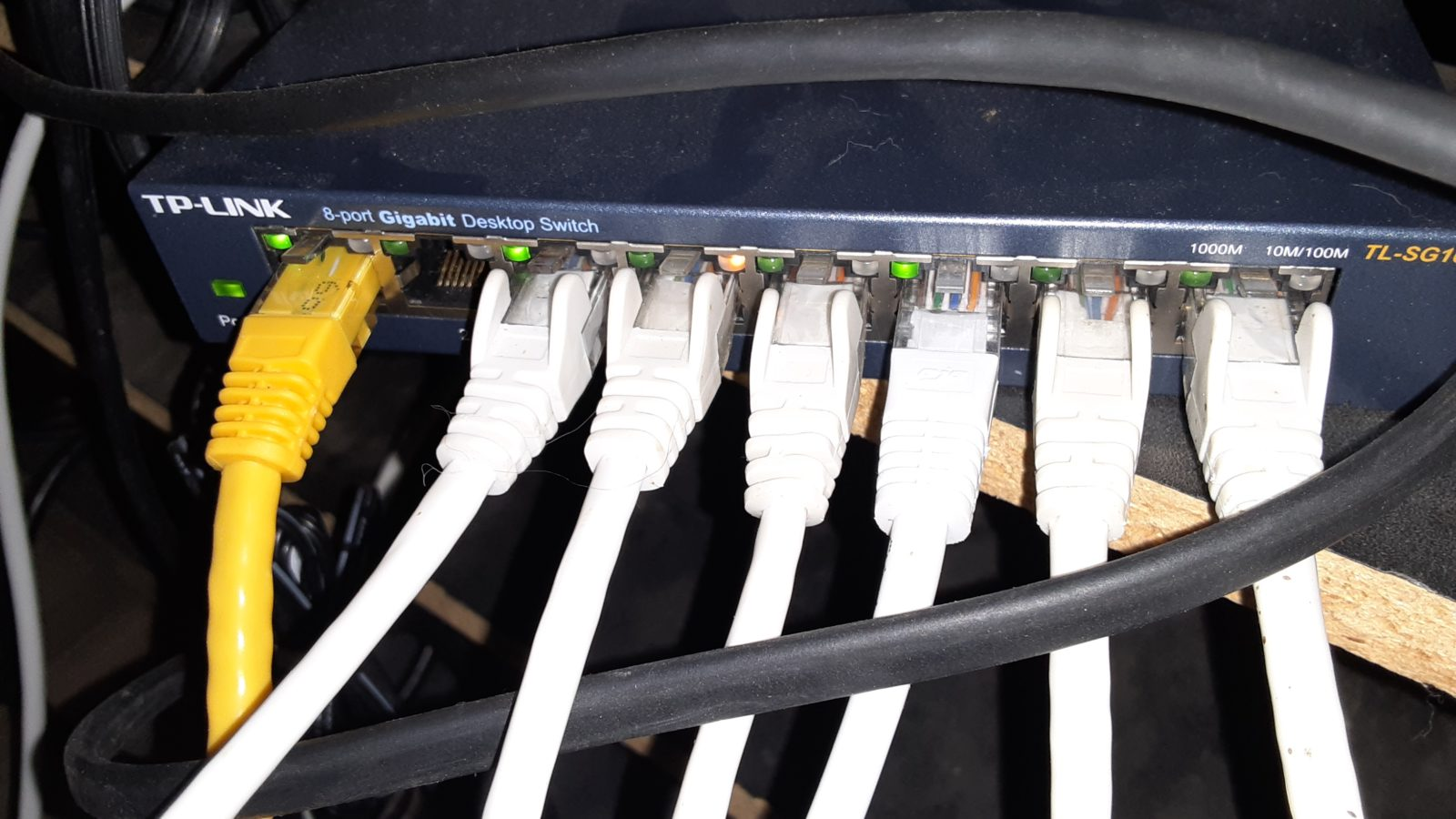 Full network switch